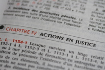 Rapport Perben : vers une réforme de l'article 700 ?