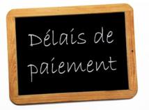 Les délais de paiement doivent figurer dans le rapport de gestion
