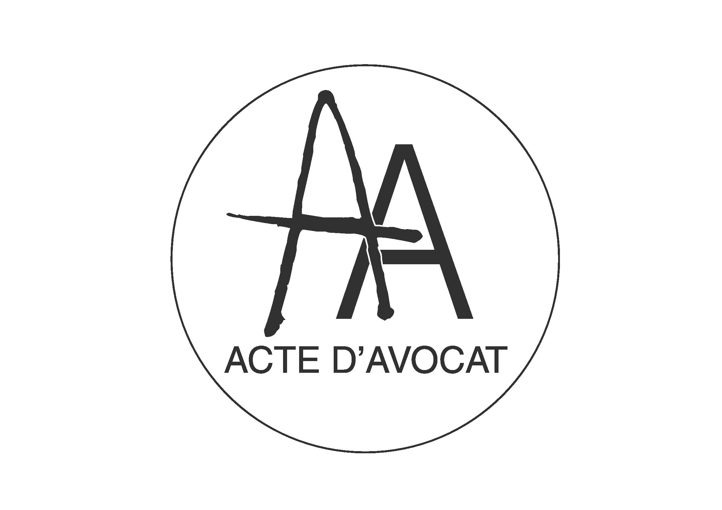 Inscription de l'Acte d'avocat dans le Code civil