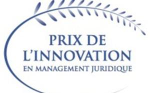 Prix de l'Innovation juridique 2015
