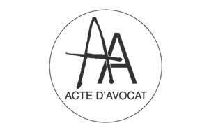 Inscription de l'Acte d'avocat dans le Code civil